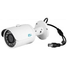 Уличная цилиндрическая камера видеонаблюдения RVi-C411(3.6 мм)