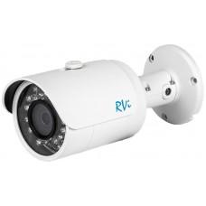 Уличная цилиндрическая камера видеонаблюдения RVi-C421(3.6 мм)