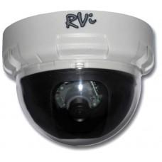 Купольная камера видеонаблюдения RVi-E25 (3.6 мм)