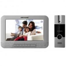 Готовый комплект видеодомофона HiWatch DS-KIS202
