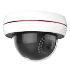 Купольная IP Full HD камера видеонаблюдения EZVIZ C4S (Wi-Fi)