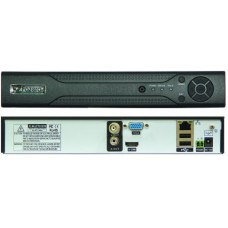 IP сетевой 4-х канальный видеорегистратор Fazera FZ-04N01