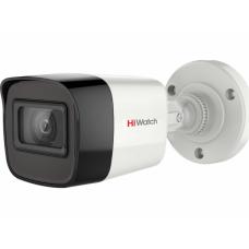 Купольная HD-TVI камера видеонаблюдения HiWatch DS-T203A (2.8 mm)
