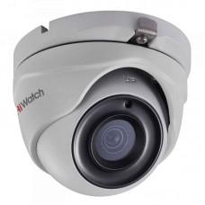 Купольная HD-TVI камера видеонаблюдения HiWatch DS-T503P