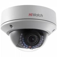 Купольная IP камера видеонаблюдения HiWatch DS-I128