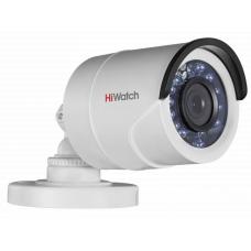 Цилиндрическая IP камера видеонаблюдения HiWatch DS-I220