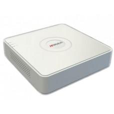 IP сетевой 4-х канальный видеорегистратор HiWatch DS-N104P