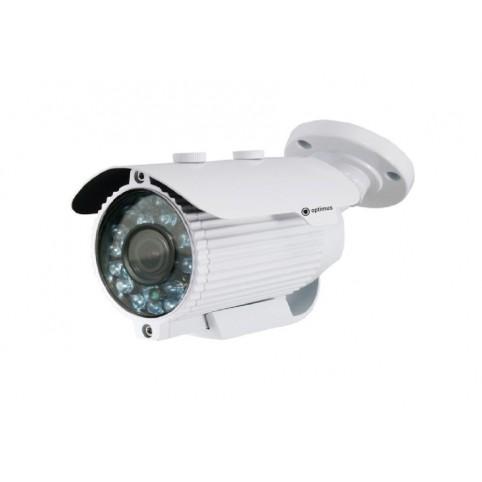 Антивандальная камера видеонаблюдения Optimus AHD-H012.1 (3.6)