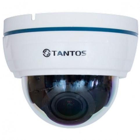 Аналоговая камера видеонаблюдения Tantos TSc-D600V (2.8-12)