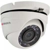Купольная HD-TVI камера видеонаблюдения HiWatch DS-T103