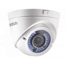 Купольная HD-TVI камера для видеонаблюдения HiWatch DS-T109