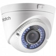 Купольная HD-TVI камера видеонаблюдения HiWatch DS-T119
