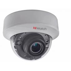 Купольная HD-TVI камера видеонаблюдения HiWatch DS-T507