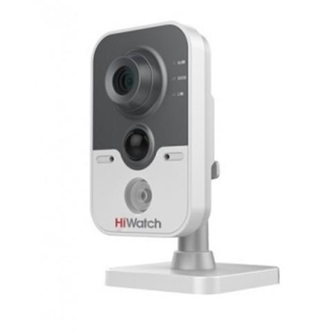 Камера видеонаблюдения HD-TVI в стандартном корпусе HiWatch DS-T204